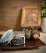 Balsam Fir~ Natural Hand Poured Soy Candle