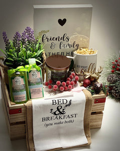Friends & Family Welcome ~ Holiday Gift Set