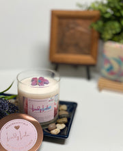 Lady Lola ~ Natural Hand Poured Soy Candle