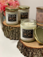 Palo Santo ~ Natural Hand Poured Soy Candle