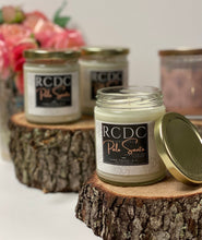 Palo Santo scented Natural Hand Poured Soy Candle