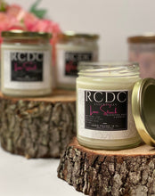 Love Struck ~ Natural Hand Poured Soy Candle