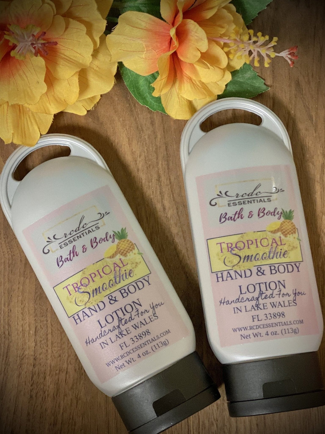 Tropical Smoothie ~Body Lotion