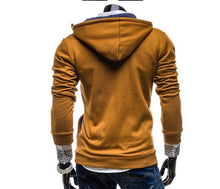 Austin Men's Slim Fit Hooded Sweater
