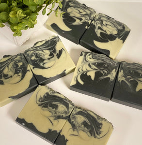 Activated Charcoal & Zeolite Clay Infused~ Detox Spa Bar