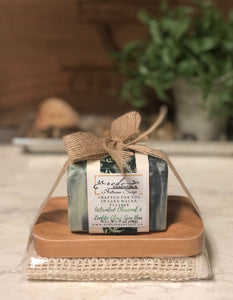 Charcoal & Zeolite Clay Spa Soap  Gift Set