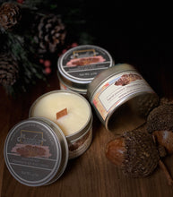 Winter Joy ~ Natural Soy Wax Candle