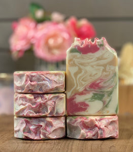 Honeysuckle  ~ Cold Process Soap