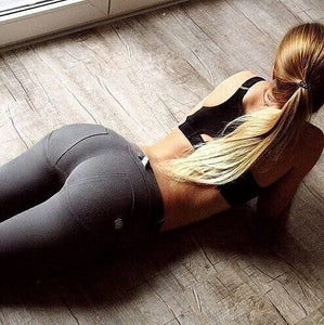 New Women Sport Fitness Jeggings