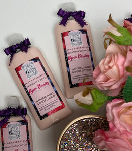 Ripen Berries & Vanilla Cream ~ Natural Hand & Body Lotion