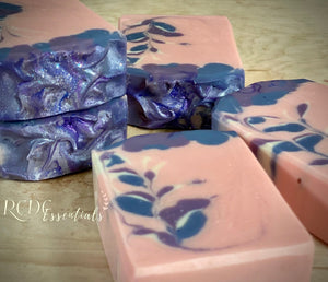 Blackberry Surprise ~ Cold Process Soap