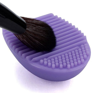 Brushegg Cosmetic Makeup Brush Cleaning Tool