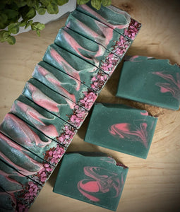 Wild Fig ~ Handmade Cold Process Soap