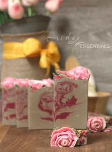 Desert Rose ~ Handmade Cold Process Soap