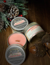 Be Merry Cranberry ~ Natural Soy Wax Candle