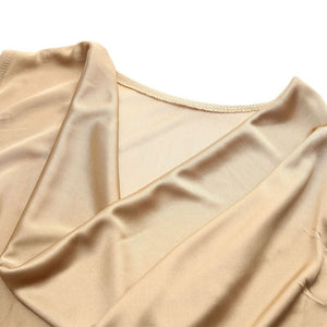 Silky Soft Cowl Neck Top