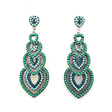 Jules Chandelier Drop Earrings