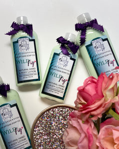 Wild Fig ~ Luxury Natural Body Lotion