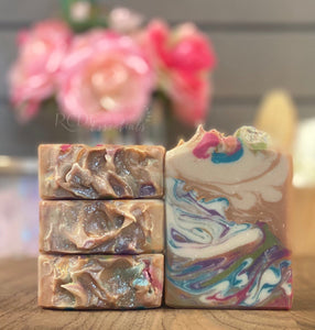 Woodstock ~ Handmade Cold Process Soap