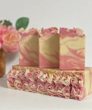 Rose Quartz ~ Natural Handmade Cold Process Soap