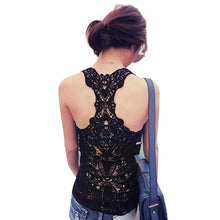 Crochet Racer Back Tank Top
