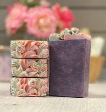 Milk Of The Poppy ~ Handmade Cold Process Soap