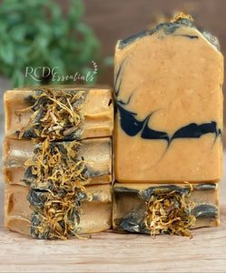 Back To My Roots ~ Turmeric Soap