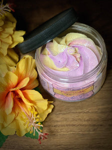 Tropical Smoothie~ Whipped Soap Sugar Scrub