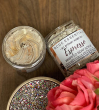 Espresso ~ Whipped Soap Sugar Scrub