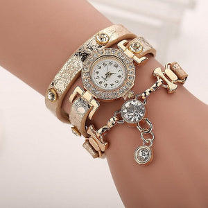 Kinsey Double Wrap Wrist Watch