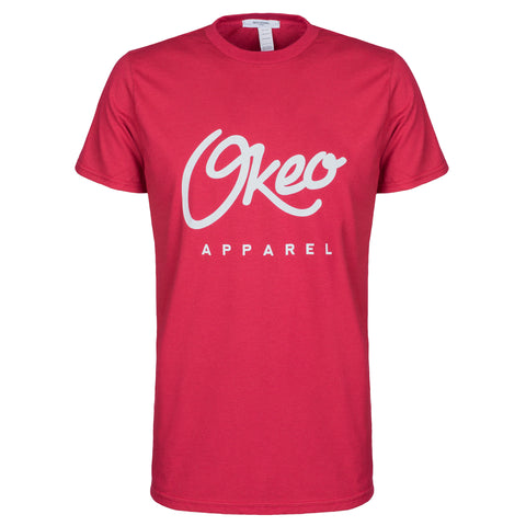 Classic Okeo Tee - Independence Red