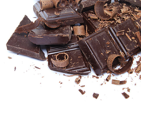 Eat Dark Chocolate for Healthy Beautiful Skin