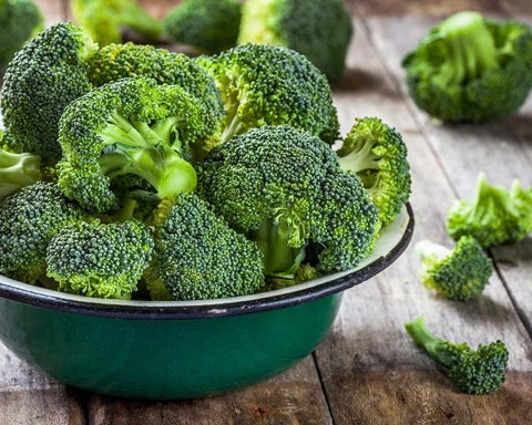 How Broccoli Can Improve Your Skin