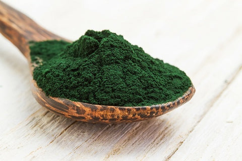 Learn How to Make a Spirulina Face Mask that Your Skin Will Love