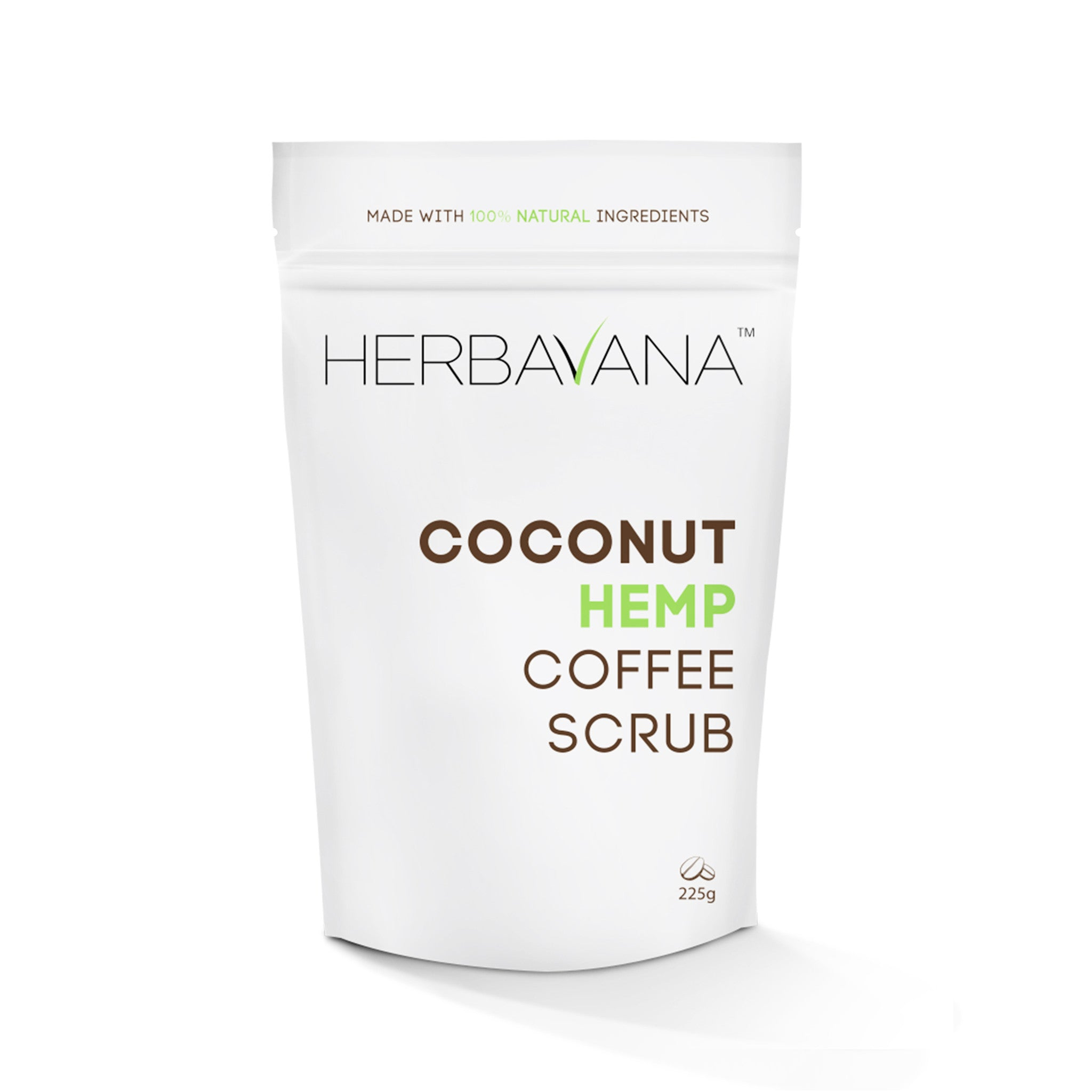 Coconut Hemp Coffee Scrub