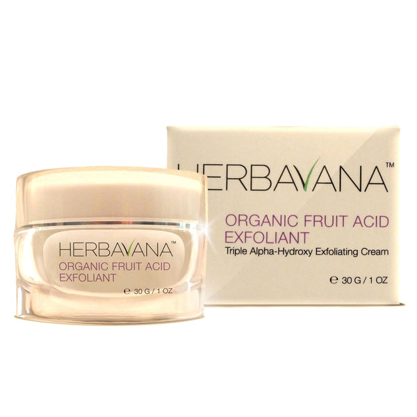 Organic Fruit Acid Exfoliant