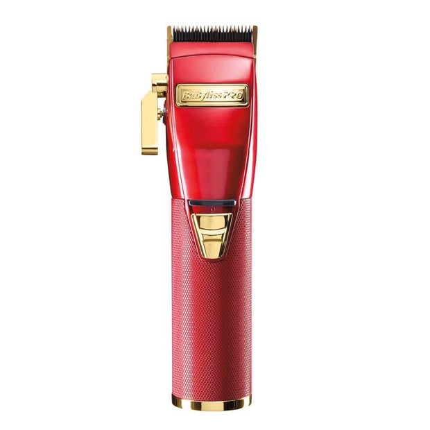 Babyliss PRO 4Artists | Clipper REDFX [red & gold]