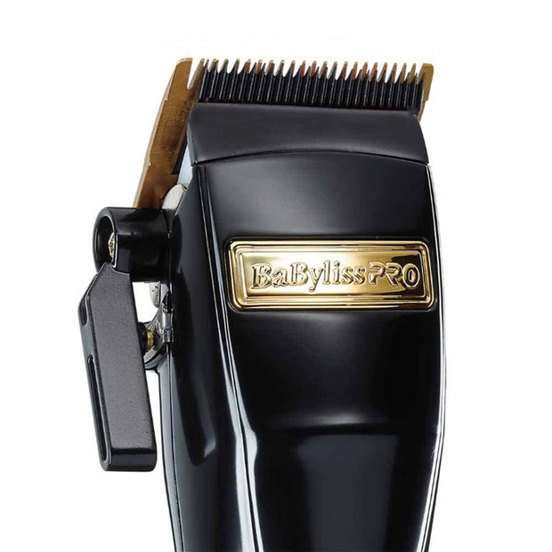 Babyliss PRO 4Artists | Clipper BLACKFX [black & gold]