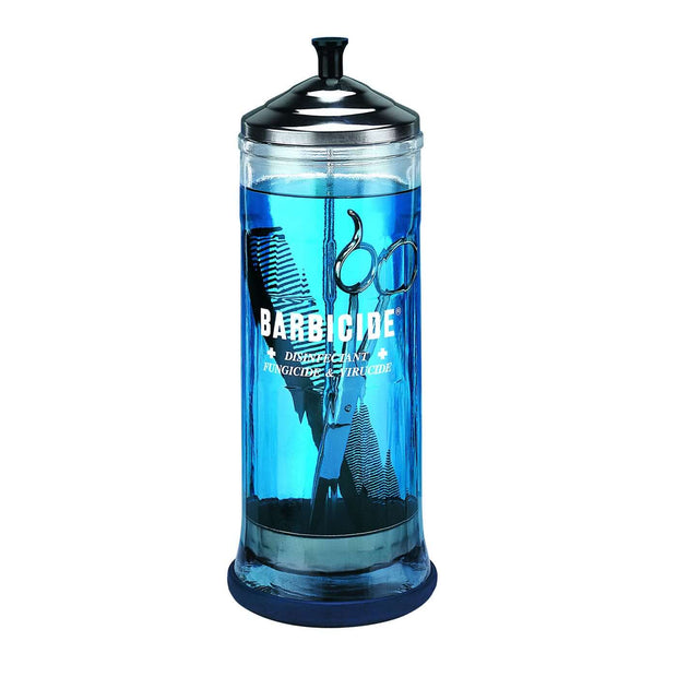 Desinfektionsglas || 1.100 ml Desinfektion von Equipment by BARBICIDE