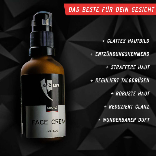 Gesichtscreme | Face Cream 50ml Skin Care by GØLD&