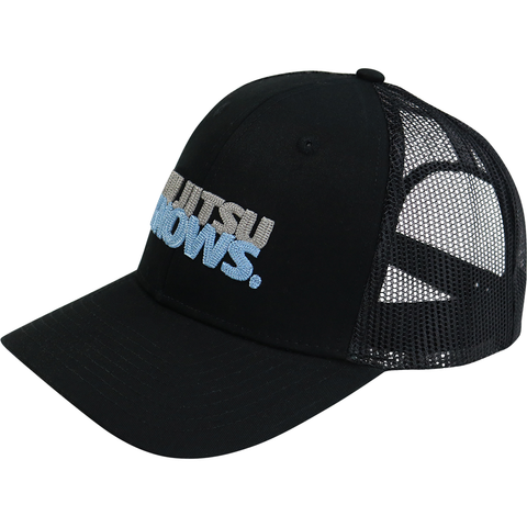 JIU JITSU KNOWS ® Snapback Cap