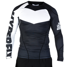 Load image into Gallery viewer, Long Sleeve Supreme Ranked Rash Guard