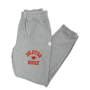 Jiu Jitsu Built Sweat Pants in Grey
