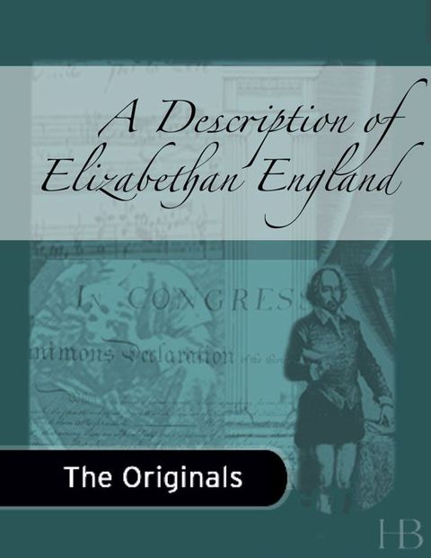 A Description of Elizabethan England