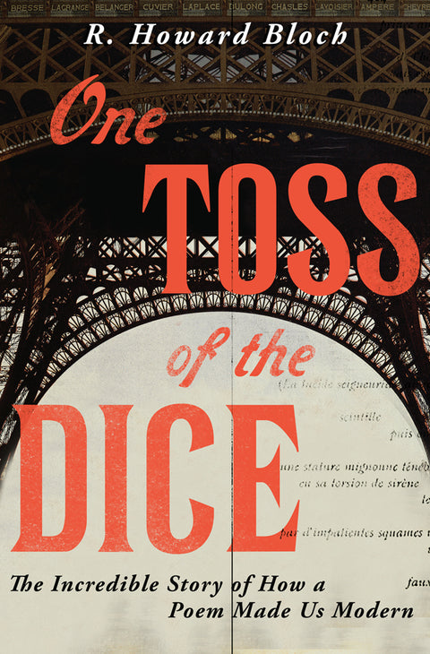 One Toss Of The Dice The Incredible Story Of How A Poem Made Us Modern
