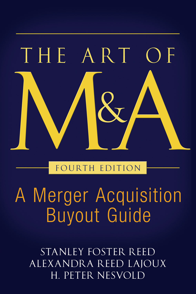 VS THE ART OF M&A