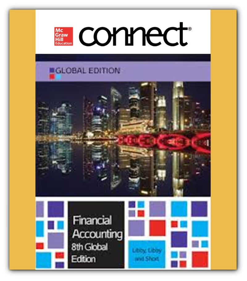 Connect for Financial Accounting / Global Edition