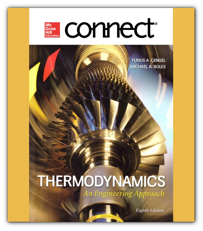 Connect: Thermodynamics 8th Edition (Itesm Gdl)