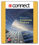 Connect 1-semester online access for Principles of Corporate Finance (EGADE Santa Fe)