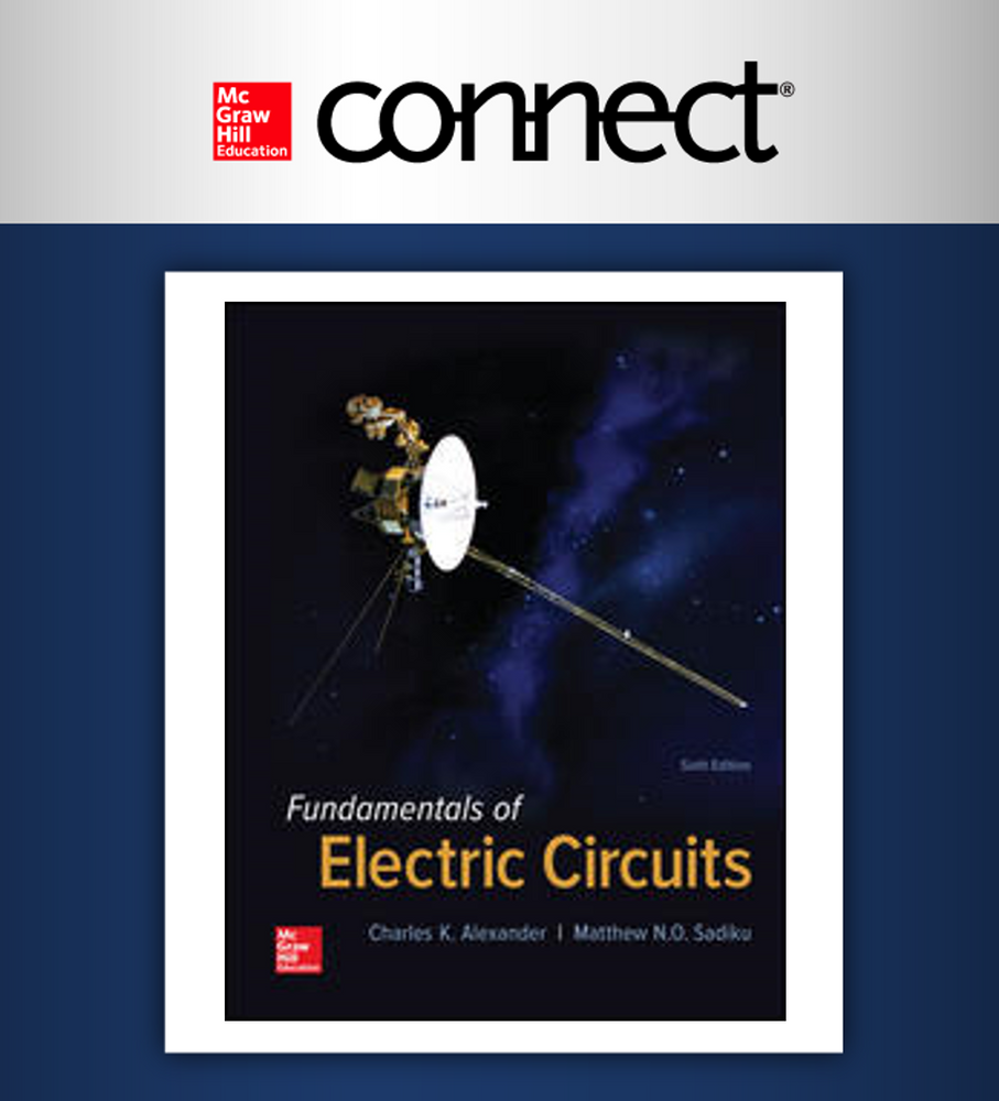 Connect Online Access for Fundamentals of Electric Circuits